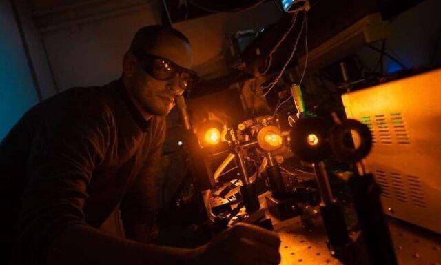 افزایش دقت تلسکوپ های نوری با ستاره های مصنوعی