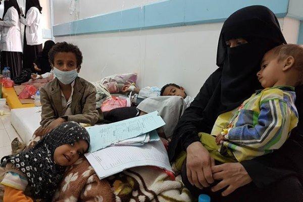 20 میلیون یمنی از نبود امنیت غذایی رنج می برند