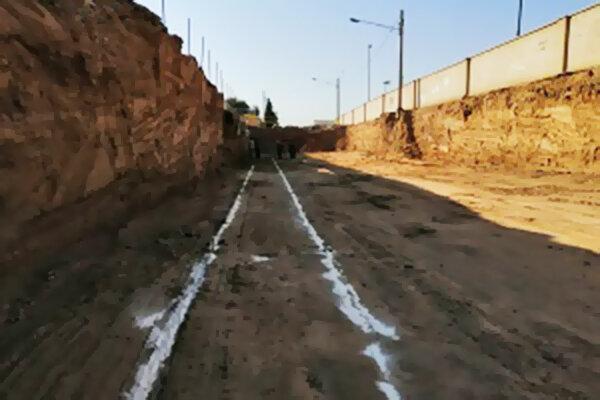 احیای رودخانه مرکزی شهر یزد