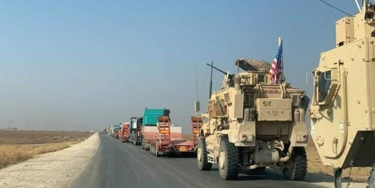 ادامه سرقت نفت سوریه؛ تانکرهای نفت آمریکا دوباره وارد سوریه شدند