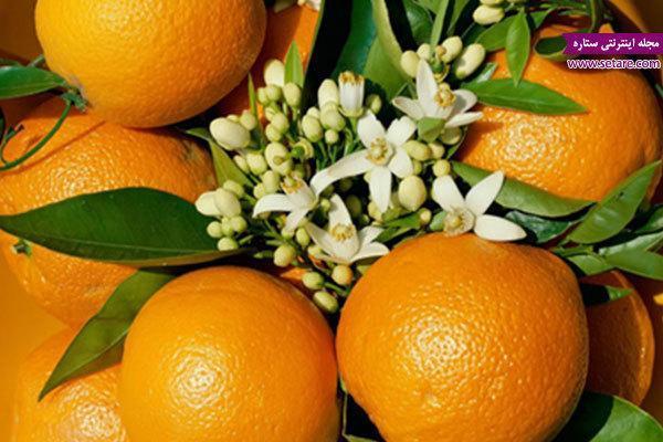 خواص نارنج در درمان بیماری ها
