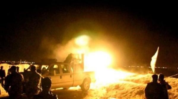 خبرنگاران 10 نیروی الحشد الشعبی طی حمله تروریستی در عراق شهید شدند