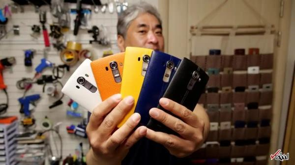 وفادارترین طرفدار گوشی های ال جی با 90 تلفن هوشمند