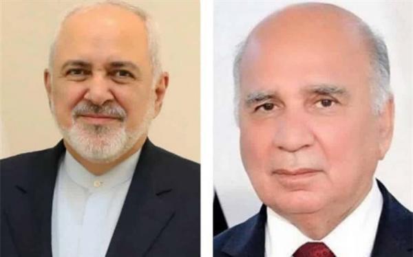ظریف بر شناسایی عاملان تعرض به کنسولگری ایران در کربلا تاکید نمود